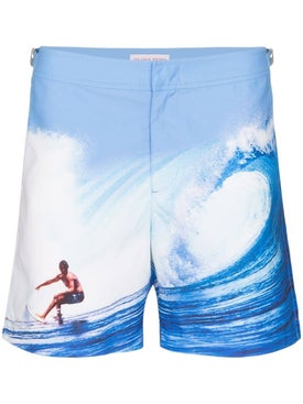 Orlebar Brown - Catching The Wave Swim Shorts - Men