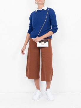 Co - Tapunto Hem Pants - Women
