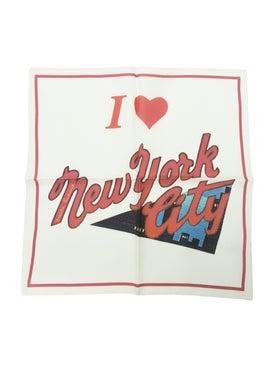 Amelie Pichard - I Love New York Postcard Scarf - Women