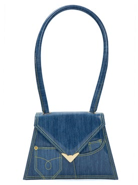 Amelie Pichard - Flat Denim Bag - Women