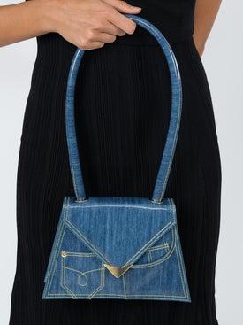 Amelie Pichard - Flat Denim Bag - Women