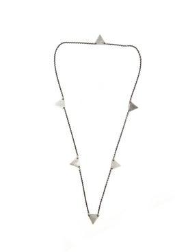M. Cohen - Geometric Triangle Necklace - Men