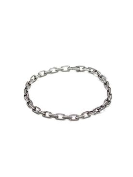 5mm chain link bracelet SILVER
