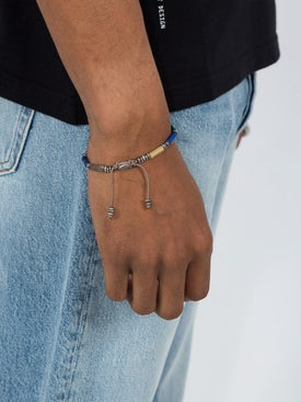 M. Cohen - The Zinor Special Tube Cut Bracelet - Men