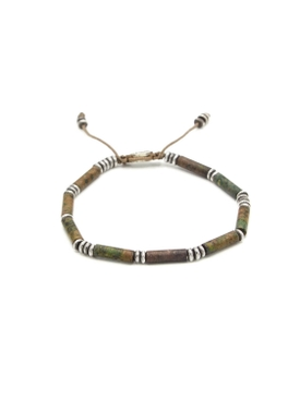 Zinor tube bracelet
