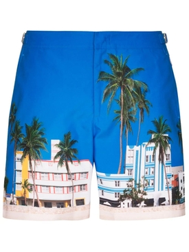 OCEAN DRIVE BULLDOG SWIM SHORTS