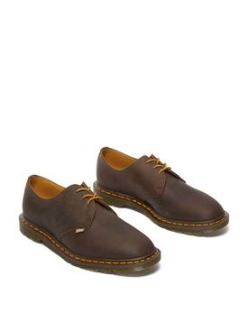 X JJJJound Archie II Lace-Up Shoes Dark Brown