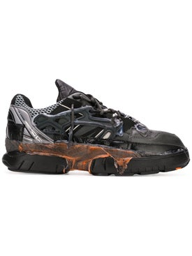 Maison Margiela - Fusion Sneakers Black/orange - Men