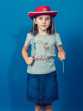 The Webster Kids - I Love Houston T-shirt - Women