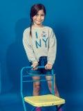 The Webster Kids - I Love Nyc Sweatshirt - Women