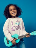 The Webster Kids - I Love Cali Sweatshirt - Girls