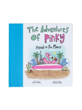 The Adventures of Pinky: Friends in Fun Places