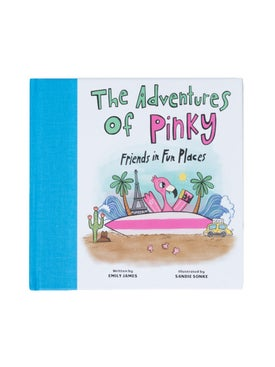 The Webster Kids - The Adventures Of Pinky: Friends In Fun Places - Kids