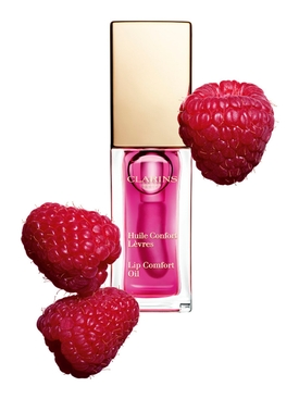 Lip Comfort Oil 02 Raspberry