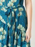 Borgo De Nor - Mixed Print Midi Dress - Women