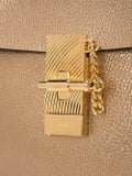 Chloé - Bronze Drew Shoulder Bag - Women
