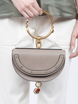 Chloé - Grey Nile Minaudiere Bag - Women