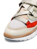 Chloé - Multicoloured Sonnie Mesh Leather Sneakers - Women