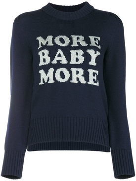 'More Baby More' knit
