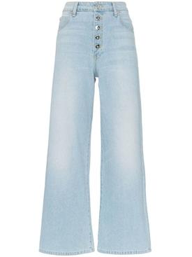 Charlotte flared leg jeans