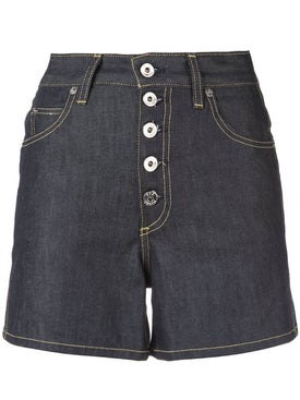 Eve Denim - Leo Denim Shorts - Women