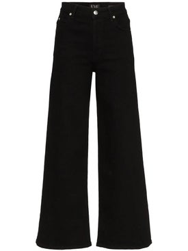 Eve Denim - Noir Charlotte Culotte - Women