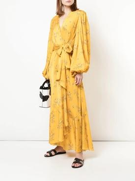 Exotic Pitaya Dress YELLOW
