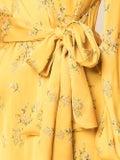 Johanna Ortiz - Exotic Pitaya Dress - Long-sleeve