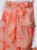 Johanna Ortiz - Asymmetric Midi Skirt - Women