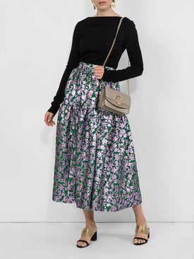 La Double J - Oscar Midi Skirt - Women