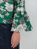 La Doublej - Green Happy Wrist Top - Women