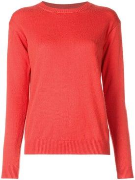 Alexandra Golovanoff - Virgile Cashmere Sweater Red - Women