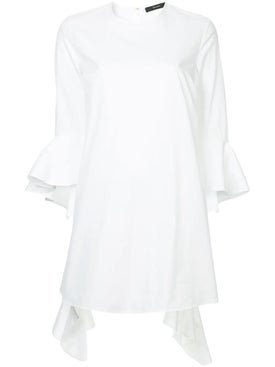 Ellery - Kilkenny Frill Dress White - Women