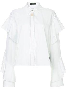 Ellery - Voltaire Frill Shirt - Women