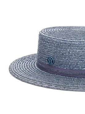 Maison Michel - Kiki Canotier Hat - Women