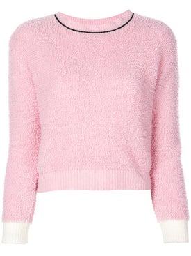Marni - Plush Terry Sweater - Women