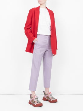 Marni - Cropped Tailored Trousers - Women