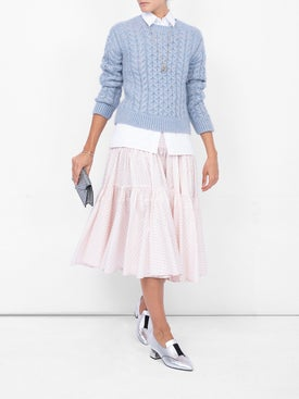 Sies Marjan - Thatched Cable Sweater - Women