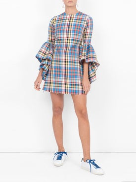 Marques'almeida - Janis Ruffle Sleeve Dress - Women