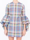 Marques'almeida - Janis Ruffle Sleeve Dress - Women