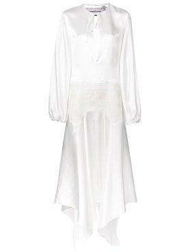 Marques'almeida - Asymmetric Hem Dress - Women