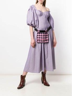 Natasha Zinko - Off-the-shoulder Dress - Mid-length