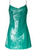 Natasha Zinko - Sequinned Mini Dress - Mini