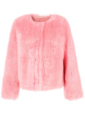 Yves Salomon - Lamb Fur Jacket - Short