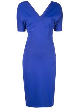 Haider Ackermann - V-neck Fitted Dress - Women
