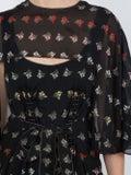 Sonia Rykiel - Mimosa Print Georgette Dress - Women