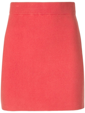 Bodycon pencil skirt PINK