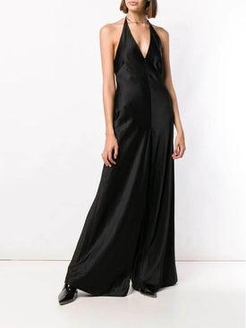 Alexanderwang.t - Backless Jumpsuit Black - Women