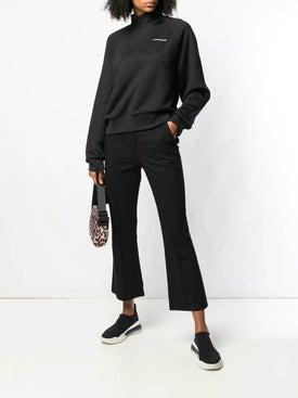 Alexanderwang.t - Cropped Flare Pants - Women
