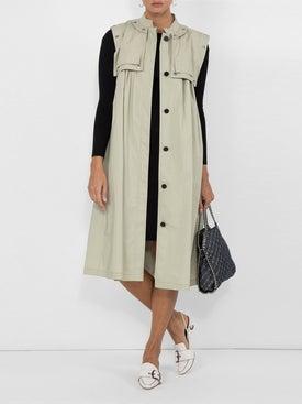 The Row - Darta Scoop-back Midi Dress Black - Women